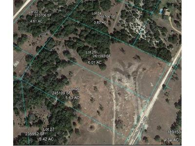 Residential Lots & Land For Sale: Lot 25 Medlin Creek Loop
