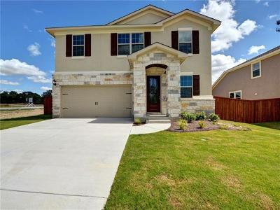 Bee Cave TX Single Family Home For Sale: $425,002