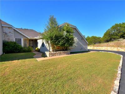 Lago Vista Condo/Townhouse For Sale: 21705 Pierce Cv
