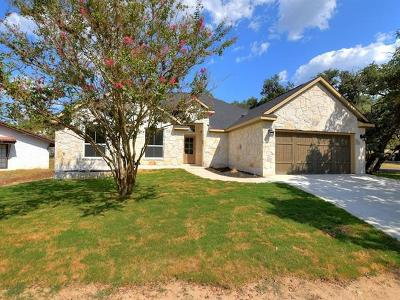 Wimberley Single Family Home For Sale: 4 Country Ct