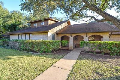 Hays County, Travis County, Williamson County Single Family Home For Sale: 3603 Socorro Trl