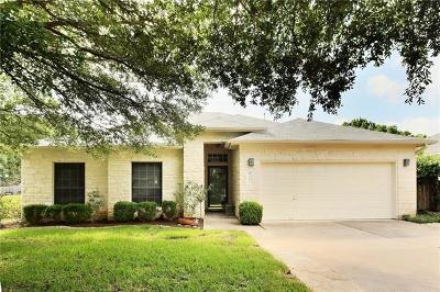 Travis County Single Family Home Pending - Taking Backups: 8101 Ganttcrest Dr
