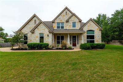 Georgetown Single Family Home Pending - Taking Backups: 104 Berry Cv