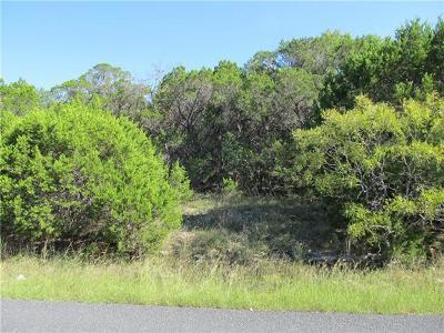 Volente Residential Lots & Land For Sale: 14966 Arrowhead Dr