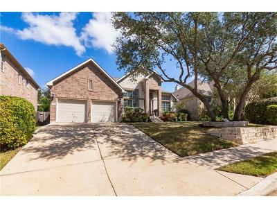 Hays County, Travis County, Williamson County Single Family Home For Sale: 12620 Bright Sky Overlook