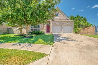 Manor Single Family Home For Sale: 13501 Green Lodge Ct