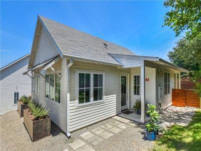 Austin Condo/Townhouse For Sale: 708 Cardinal Ln #B