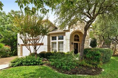 Lakeway Single Family Home For Sale: 2 Muirfield Greens Ln