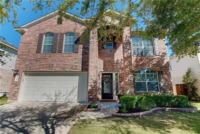 Pflugerville Single Family Home For Sale: 19420 Brue St
