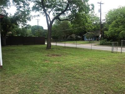 Residential Lots & Land For Sale: 1504 Redd
