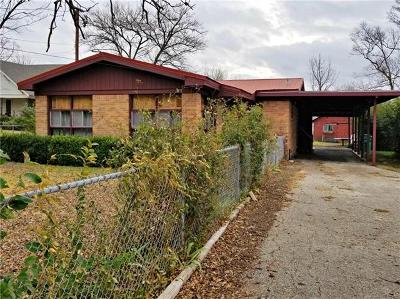 Taylor Single Family Home Pending - Taking Backups: 806 Thorndale Rd