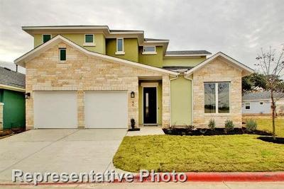 Cedar Park TX Single Family Home For Sale: $369,016
