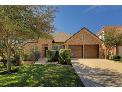 Round Rock Single Family Home For Sale: 3304 Luminoso Ln