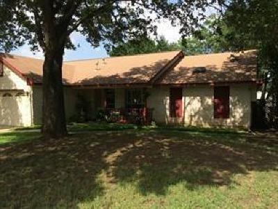 Cedar Park Single Family Home For Sale: 408 Twin Oak Trl