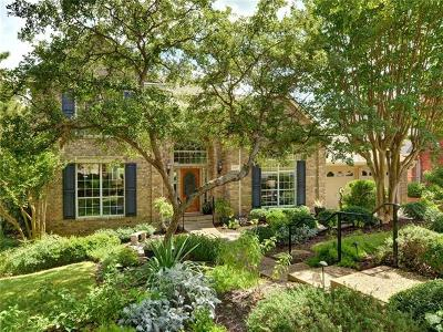Austin Single Family Home Pending - Taking Backups: 10407 Skyflower Dr