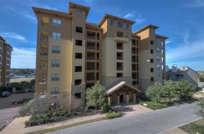Horseshoe Bay Condo/Townhouse For Sale: 1000 The Cape Rd #44