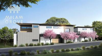 Single Family Home For Sale: 2800 Del Curto Rd #2