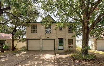Travis County Single Family Home For Sale: 8505 Copano Dr