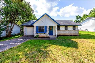 Austin Single Family Home For Sale: 6503 Cooper Ln