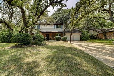 Austin Single Family Home Pending - Taking Backups: 4403 Flagstaff Dr