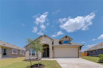 Bastrop Single Family Home For Sale: 120 Crooked Trl