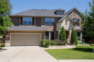 Cedar Park Single Family Home For Sale: 900 W Williams Way