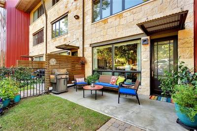 Austin Condo/Townhouse For Sale: 3200 Grandview St #7