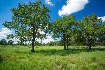Williamson County Residential Lots & Land For Sale: Tract 17 Cross Creek Rd