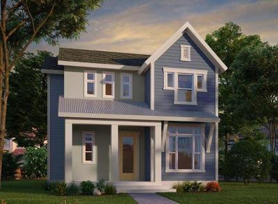 Mueller Single Family Home For Sale: 2601 McBee St