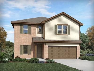 Manor Single Family Home For Sale: 12303 Savannah Brooks Ln