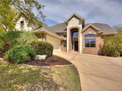 Austin Single Family Home For Sale: 1325 Sawdust Ct