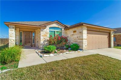 Lockhart Single Family Home Pending - Taking Backups: 704 Indian Blanket St