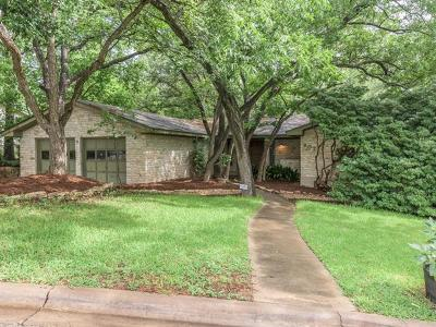 Austin Single Family Home For Sale: 902 River Oaks Dr