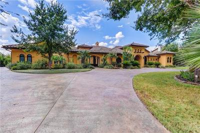 Single Family Home For Sale: 14908 Flat Top Ranch Rd