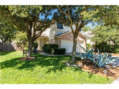 Pflugerville Single Family Home For Sale: 15524 Sarahs Creek Dr