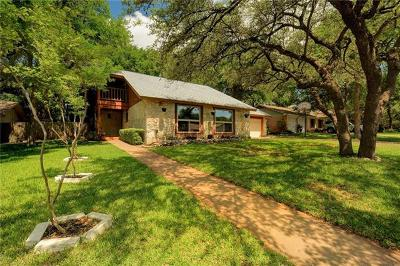 Travis County, Williamson County Single Family Home For Sale: 11804 Broad Oaks Dr