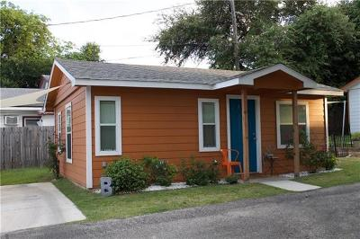 Austin Single Family Home For Sale: 1116 Northwestern Ave #B