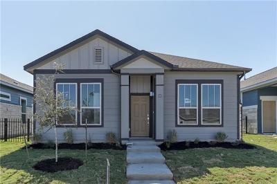 Round Rock Single Family Home For Sale: 2800 Joe Dimaggio Blvd #48
