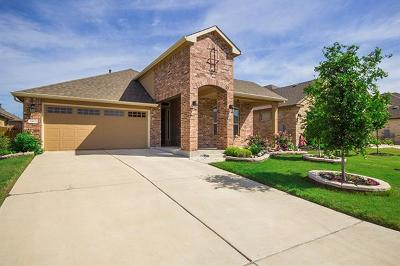 Leander Single Family Home For Sale: 2417 Muzzie Ln