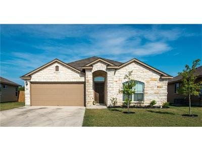 San Marcos Single Family Home For Sale: 304 Capistrano Dr
