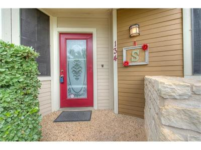 Austin Condo/Townhouse For Sale: 6501 Brush Country Rd #134
