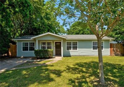 Hays County, Travis County, Williamson County Single Family Home For Sale: 6212 Club Ter
