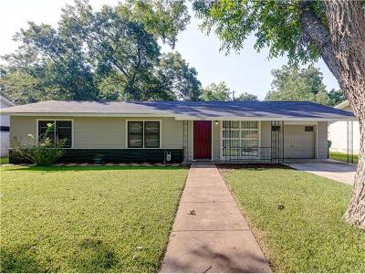 Taylor Single Family Home Pending - Taking Backups: 907 Fisher St
