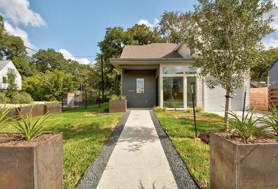 Single Family Home For Sale: 1200 Haskell St #A