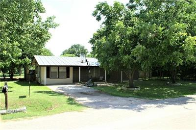 Bastrop County Single Family Home For Sale: 802 Laurel St