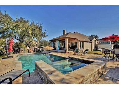 Leander Single Family Home Pending - Taking Backups: 1707 Trustworthy Ct