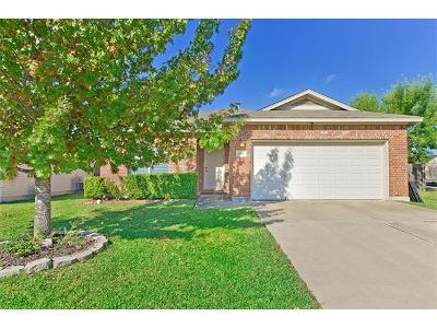 Pflugerville Single Family Home Pending - Taking Backups: 1114 Hughmont Dr