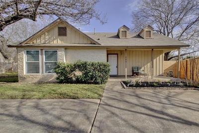 Austin Single Family Home For Sale: 202 Etta Pl