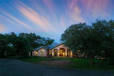 Wimberley TX Single Family Home For Sale: $825,000