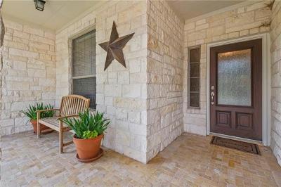 Burnet TX Single Family Home For Sale: $309,900